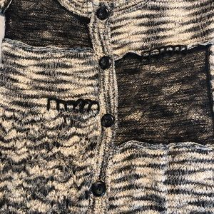 BKE Sweaters - BKE Black/Ivory Sweater